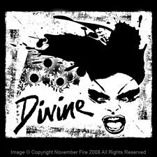 Divine Pink Flamingos John Waters Cult Cinema Female Trouble Art Shirt NFT454