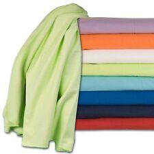 Asciugamano in microfibra 170 g/m2 ultra assorbente 50x100 cm 8 colori 85 grammi