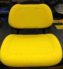 JOHN DEERE Genuine Seat AM136044 X 300 320 324 340 360 500 520 530 OEM AUC11188