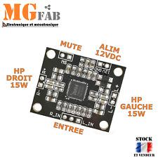 Module PAM8610 2x10W mini amplificateur audio numérique stéréo class D | Arduino