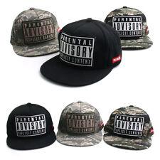 Premier Herren Damen Basecap Mützen Baseball Cap Kappe Hüte Hip-hop Snapback Hat