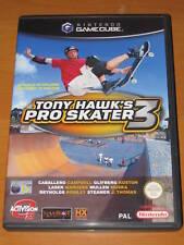 TONY HAWK'S PRO SKATER 3 GIOCO GAMECUBE NGC  Wii USATO