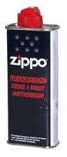 Feuerzeugbenzin ZIPPO Original Benzin 125 ml Zippo Feuerzeuge Benzin Set ⭐⭐⭐⭐⭐