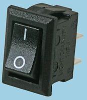Mini 12 volt rocker switch for car,UK seller. New, TINY