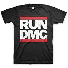 Run DMC Logo OFFICIAL Hip Hop Rap Rock Vintage Master Jay up to XXL 12E