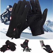 Men Women Winter Touch Screen Gloves Windproof Waterproof Outdoor Sport Driving