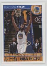 2013 NBA Hoops Red Back 109 Draymond Green Golden State Warriors Basketball Card
