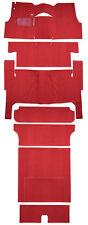 1955 Chevrolet Bel Air Nomad Bench Seat Complete Daytona Replacement Carpet Kit