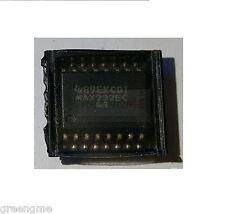 MAX232 MAX232EC (MAX232ECDW) SOP-16 Transceiver - NEW -a1-