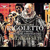 Giuseppe Verdi: Rigoletto (CD, Sep-1995, 2 Discs, Sony Music Distribution (USA))