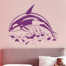 Sticker Déco XXL, Le Saut orque sur la vague,  (30x37 cm à 60x74 cm)