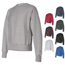CHAMPION Sports 12 oz Reverse Weave Crewneck Sweatshirt Men's Size S-XL 2XL 3XL