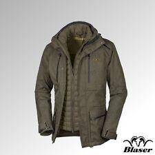 Blaser Jacket Hybrid 2-in-1 Moss (117073-137/569)