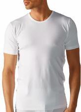 """Mey - Herren Round-Neck Business Shirt """"Dry Cotton Functional""""  weiss  (Das """"Dru"""