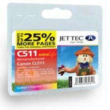 CL-511 Colour Remanufactured Printer Ink Cartridge C511 CL511