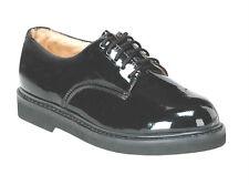 Vegace - La Vega Men Patent Leather Shoe Military Army ROTC Uniform Oxford 5301
