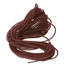 Perfeclan Elastic Bungee Rope Shock Cord Tie Down Stretch String 6mm 20m 30 50m