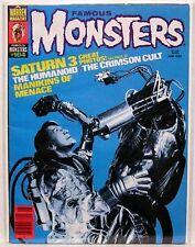 1980 FAMOUS MONSTERS Filmland Magazine #164 SATURN 3