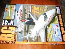 RC PILOT n°41 plan encart Papivole Falcon 7X Cessna 182