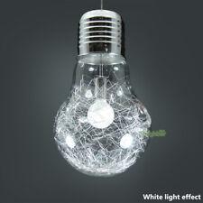 Modern Big Bulb LED Pendant lamp Ceiling Suspension Light Living room lighting