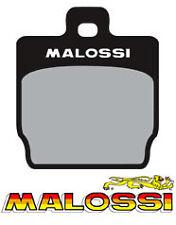 Paire Plaquette freins MALOSSI MBK Nitro Stunt YAMAHA Aerox Slider NEUF 6215058