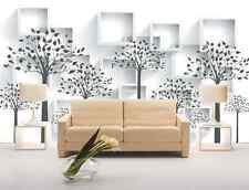 3D Elegant Trees And Frames 35 Wall Paper Wall Print Decal Wall AJ Wall Paper
