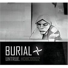 """BURIAL """"UNTRUE"""" CD ELECTRO/FUNK NEW"""