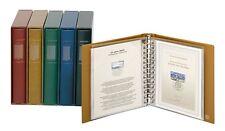 Lindner ETB-Album CLASSIC als Set, bestückt, Ringbinder oder Kassette