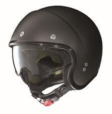 Nolan N21 Durango Flat Black Open Face Powersports Motorcycle Helmet