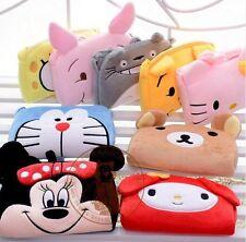 Rilakkuma Mickey Cat bag satchel Crossbody shoulder Plush Purse Clutch soft Cut