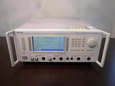 IFR / Aeroflex / Marconi 2026 10 kHz to 2.4 GHz Multisource Signal Generator GSM