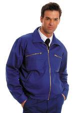 Drivers Workwear Jacket - Zip breast Pockets, 2 Side Pockets, Heavy Duty