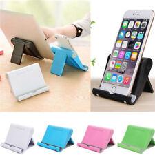 New listing Foldable Desktop Holder Table Stand Cradle Mount For Cell Phone Tablet Hk