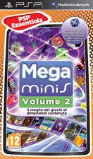Mini's Compilation 2 PSP          - totalmente in italiano