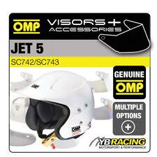 OMP Jet 5 Casco Viseras Y Accesorios Extra opcional hecha por omp
