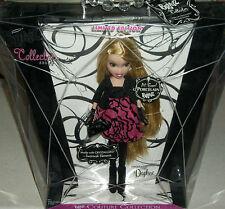 Bratz Daphne porcelain doll coutour collection collector Swarovski Xmas gift New