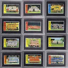The Sun 1971 Soccerstamp Football Team Stamp Fridge Magnet - Various Teams