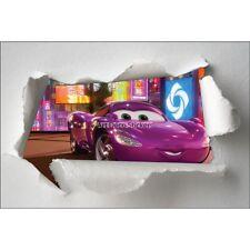 Adesivi bambino carta auto strappata ref 7645 7645