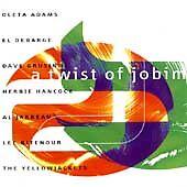 1 CENT CD VA A Twist of Jobim oleta adams, dave grusin, herbie hancock