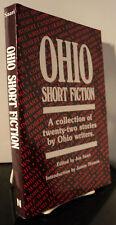 Ohio Short Fiction edited by Jon Saari - 22 stories by Ohio writers