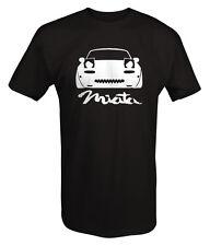 Tshirt -Miata Angry Eyes Lowered Racing Speed JDM Mazda
