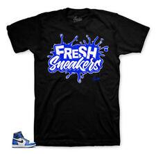 Shirt Match Jordan 1 Game Royal OG - Fresh Sneakers Tee