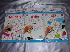 Attività LIBRI PULISCI volte tabella ortografia scrittura moltiplicazione fogli di lavoro