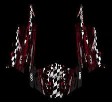 2015 Polaris RZR 900 Street Race Design Decal Graphic Kit Wraps graphics 2 Door