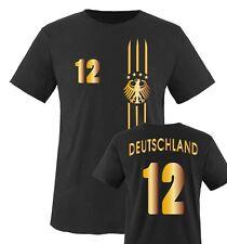 EM | WM | TRIKOT | DEUTSCHLAND | WUNSCHDRUCK | Kinder T-Shirt DFB Fan Shirt