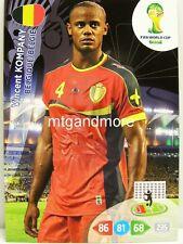 Adrenalyn XL - Belgien - Fifa World Cup Brazil 2014 WM