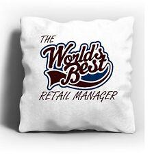 DEL MONDO MIGLIORE retail RESPONSABILE cuscino