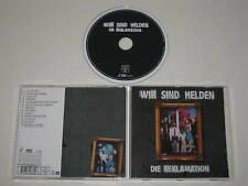 WIR SIND HELDEN/DIE REKLAMATION (LABELS 590869) CDALBUM