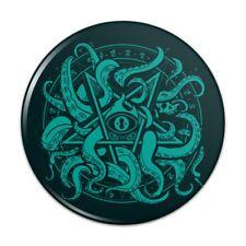 Cthulhu Elder Sign Pentagram Compact Pocket Purse Hand Cosmetic Makeup Mirror
