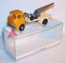 Micro Toy Eko Toyeko Ho 1/86 1/87 Truck Barreiros CB 240 Tow Truck Ref 2139
